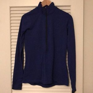 Nike Dry-Fit Running Zip-Up